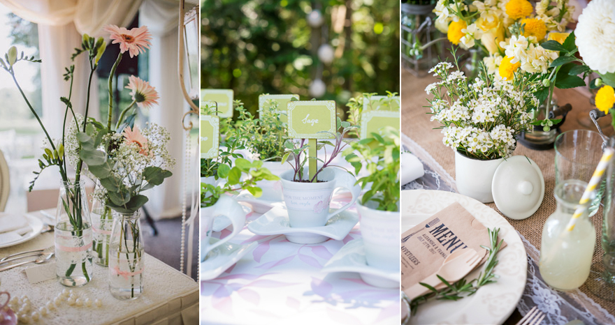 Eco Friendly Wedding Plants and Flowers   Confetti.co.uk