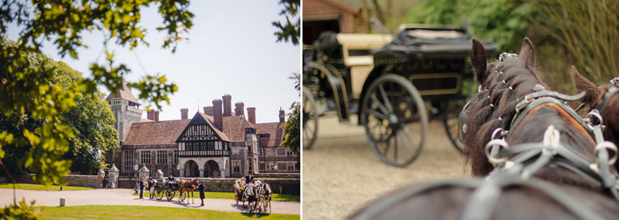 Wedding Horse and Carriages and Horse and Carts   Confetti.co.uk