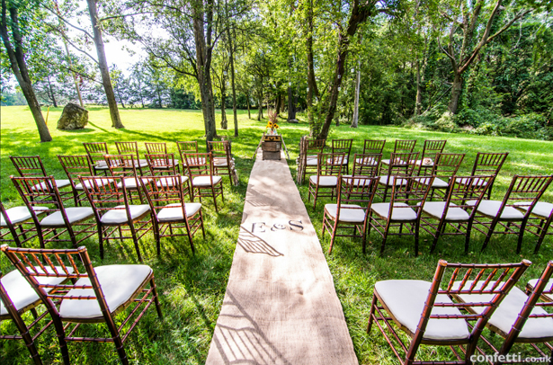 Wedding ceremony seating ideas | Confetti.co.uk