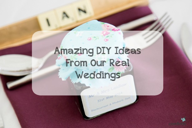 Amazing DIY Wedding Ideas From Our Real Brides | Confetti.co.uk