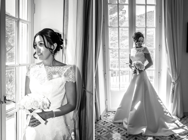 The bridesmaids in her Augusta Jones wedding dress | Wedding moments you want to capture | Leanne and Chris's Real Italian Wedding | Confetti.co.uk