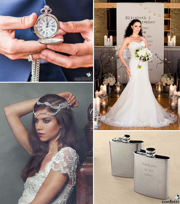 Accessories For The National Wedding Show Catwalk | Confetti.co.uk
