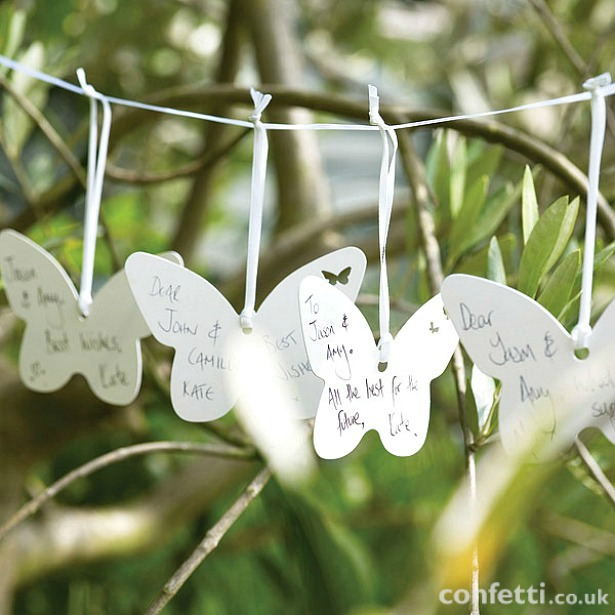 Something In The Air Wedding Wishes Pack | Confetti.co.uk