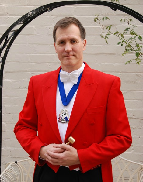 Toastmaster The Man in the Red Coat