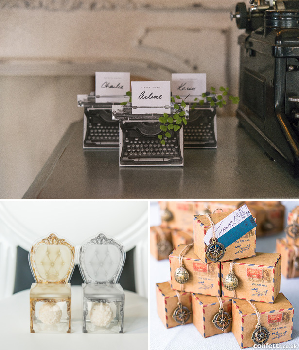Vintage Wedding Favour Ideas | Themed Vintage Favour Boxes | Confetti.co.uk