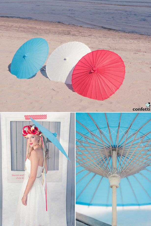 Parasols and Brollies For Your Wedding! | Confetti.co.uk