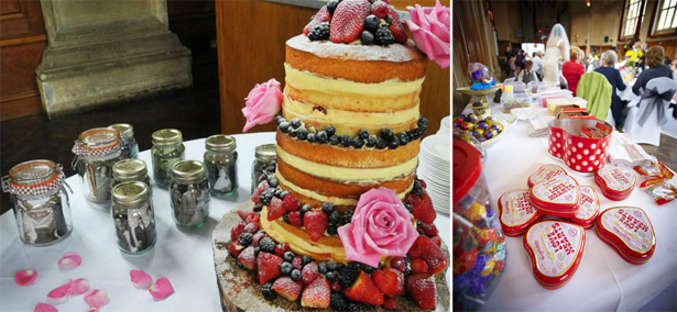 1960s Wedding Cake and Catering | Confetti.co.uk