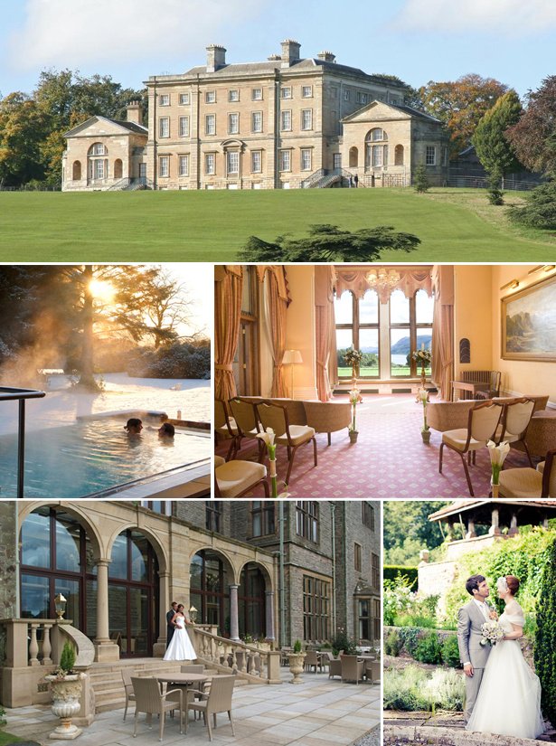 The Best Historic Wedding Venues in the UK - Halls and Courts | Confetti.co.uk