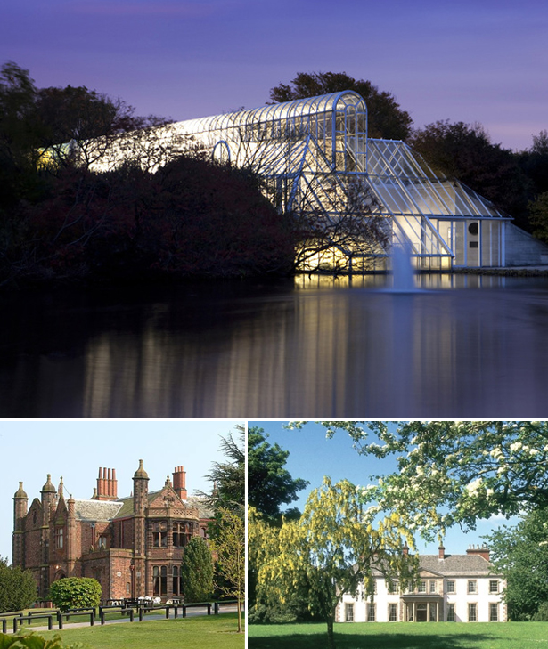 Parks and Gardens Wedding Venues | Confetti.co.uk