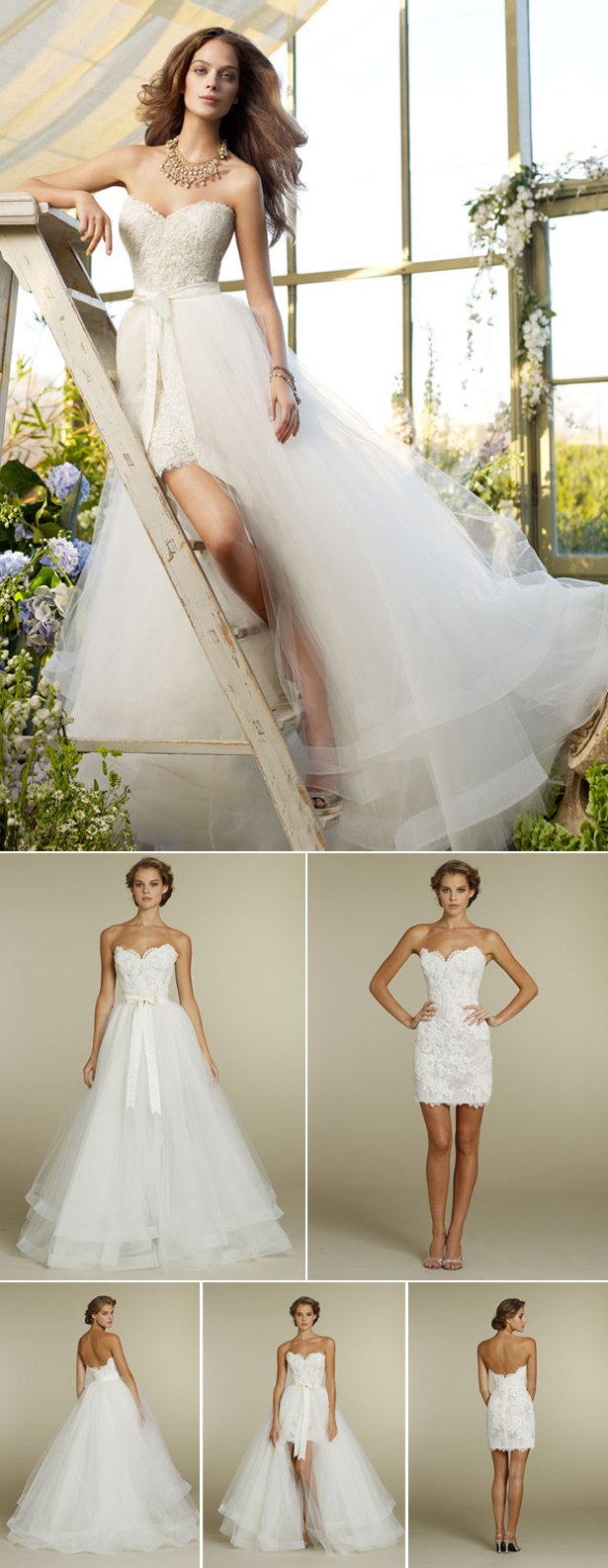 Style TK2210 by Tara Keely, JLM Couture | Confetti.co.uk
