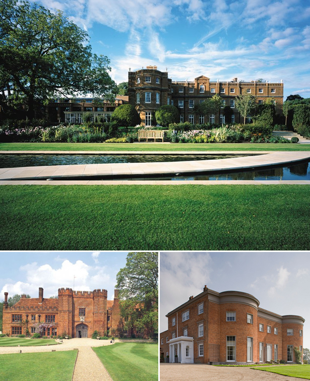 Estates, Priories, and Parks as Wedding Venues | Confetti.co.uk
