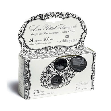 Disposable Wedding Cameras from Confetti.co.uk