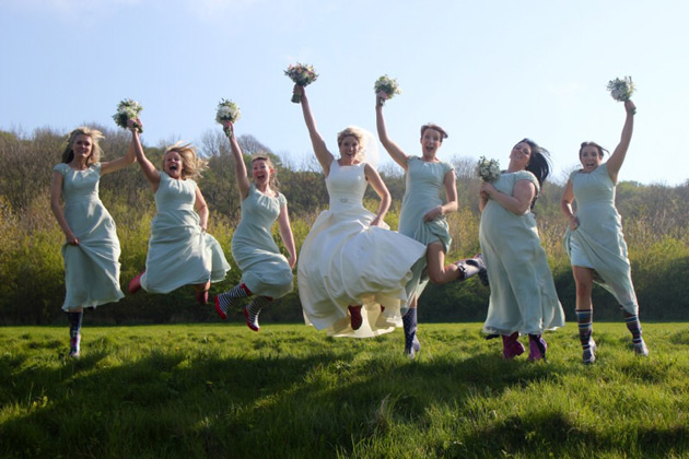 12 Ways To Make Your Bridemaids Feel Special