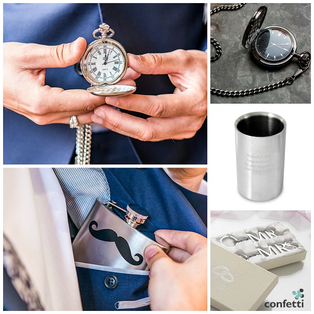 Gifts for the Groom | Confetti.co.uk