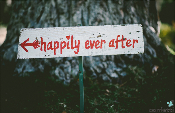 Happily Ever After | Confetti.co.uk