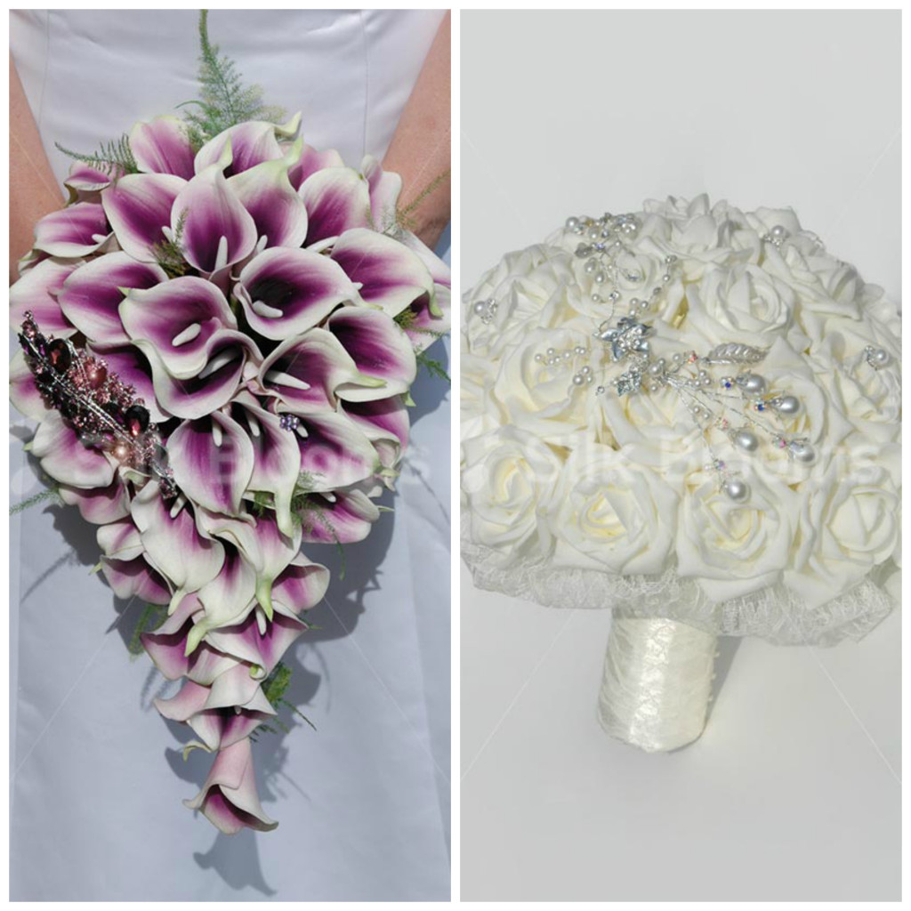 Silk Blooms Wedding Flowers | Confetti.co.uk