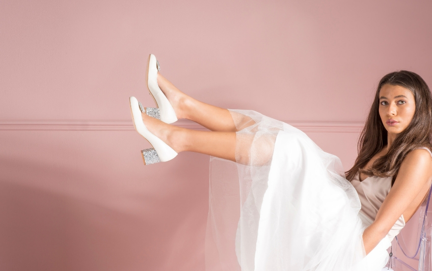 wedding shoe tips