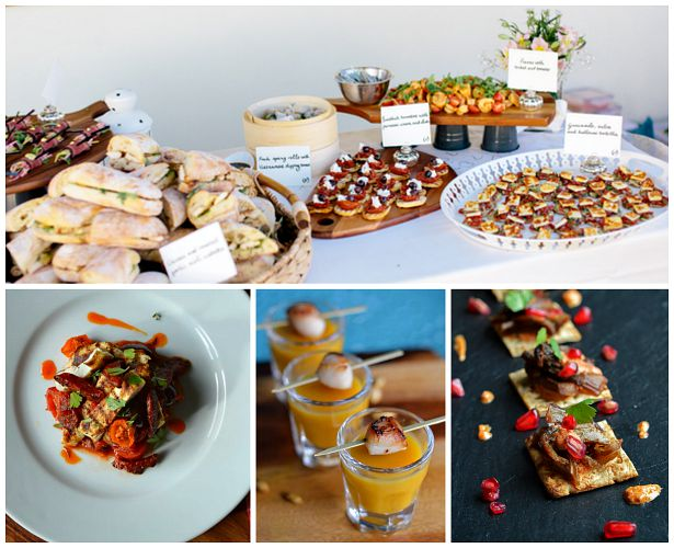 Catering by The Cotswold Kitchen | Confetti.co.uk
