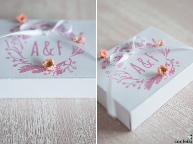Pink Rustic | Confetti.co.uk