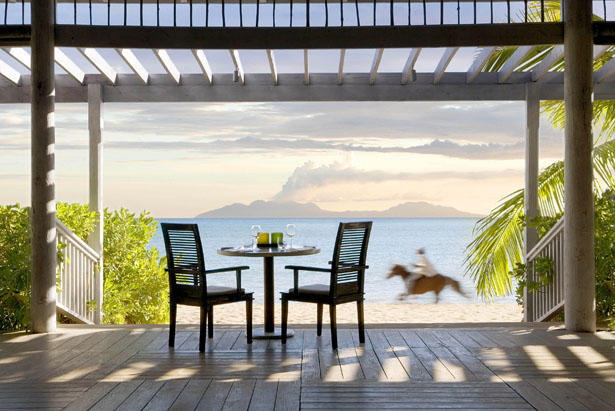 Awake to the sound of the shore and the gallop of horses on your honeymoon   Confetti.co.uk