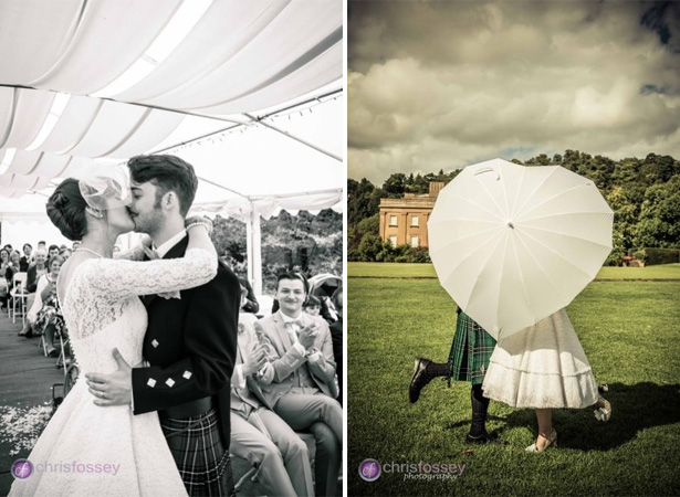 Holly & Alec's 1950's Vintage Wedding | Confetti.co.uk