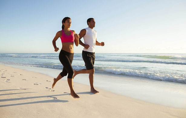 Keep fit on your honeymoon with a gentle job along Jamaica's crystalline coast   Confetti.co.uk