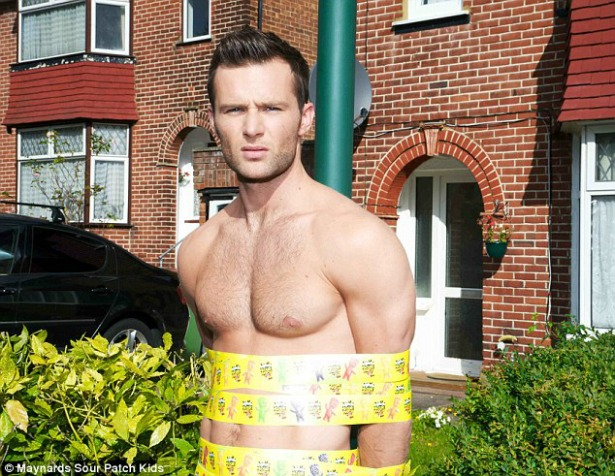 Stag do Harry Judd image courtesy of the Daily Mail | Confetti.co.uk