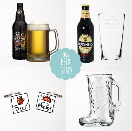 What to buy for a beer man