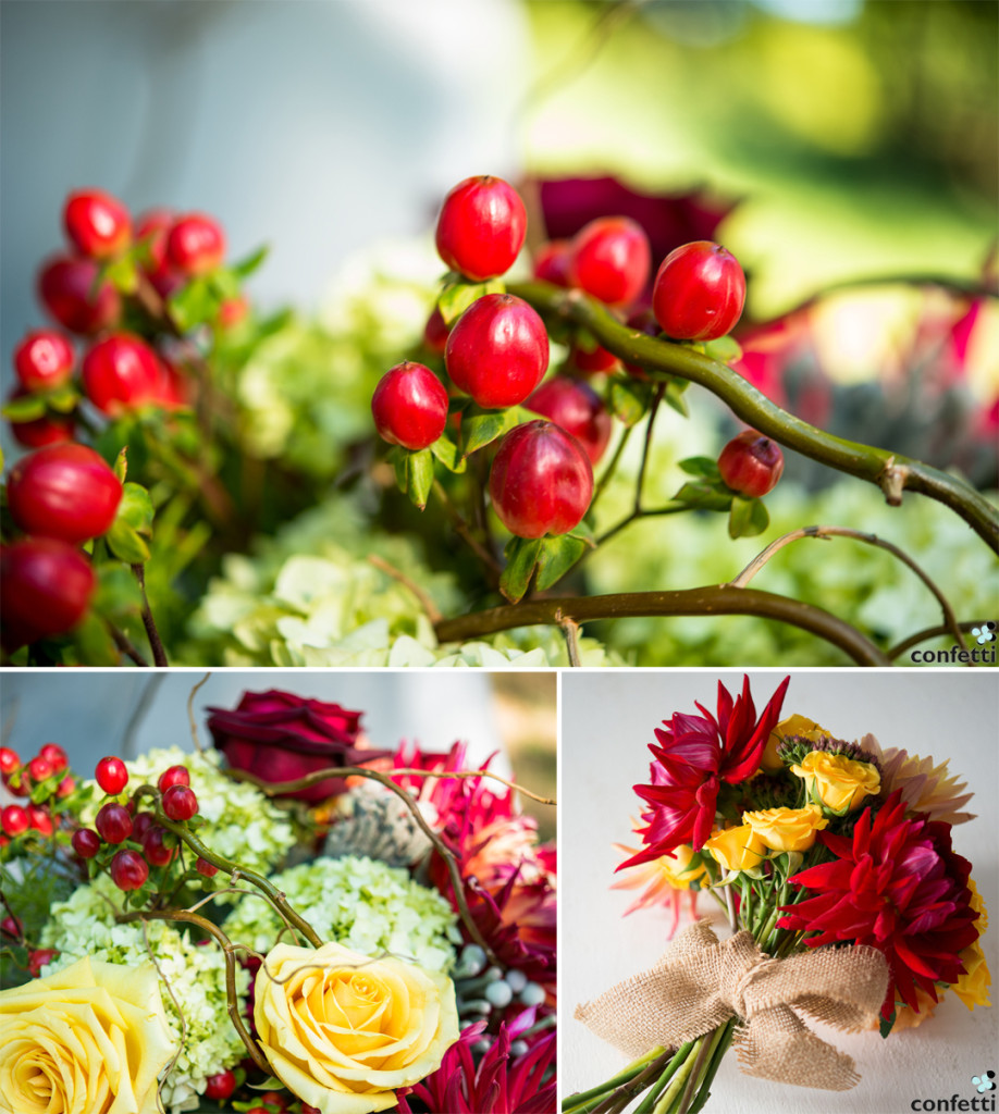 Christmas Flowers | Confetti.co.uk