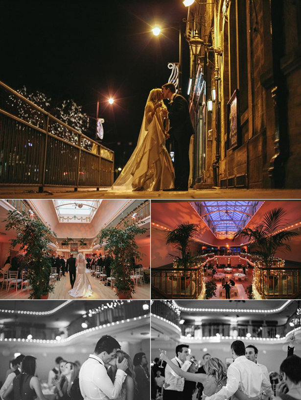 Stella and Dom's New Year's Eve Wedding | Confetti.co.uk