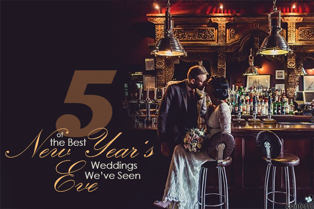 The Best New Year's Eve Weddings We've Seen | Confetti.co.uk