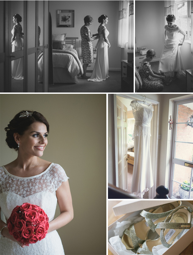 The Morning of The Wedding | Confetti.co.uk
