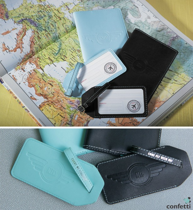 Mr and Mrs Travel Accessories