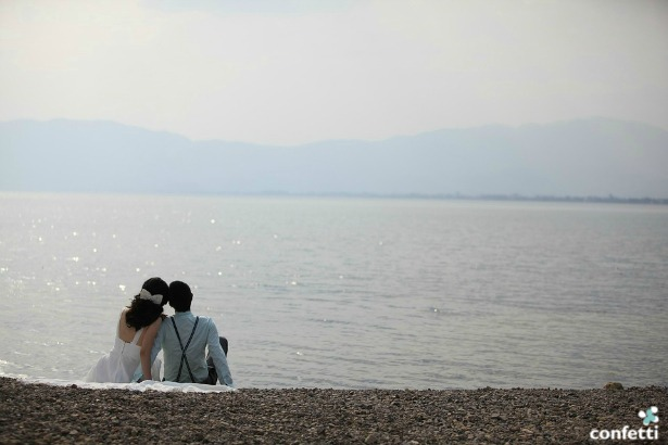 Even in the face of terrorism, brides and grooms still opt to marry and honeymoon abroad. | Confetti.co.uk