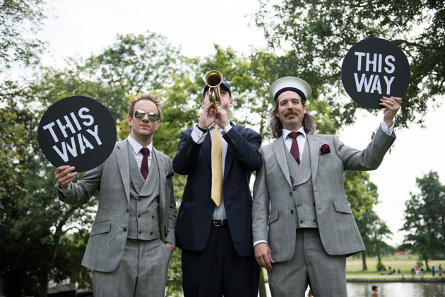 Lucy and Adam's real wedding | Confetti.co.uk