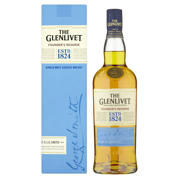 Glenlivet Founder's Reserve Scotch Whisky