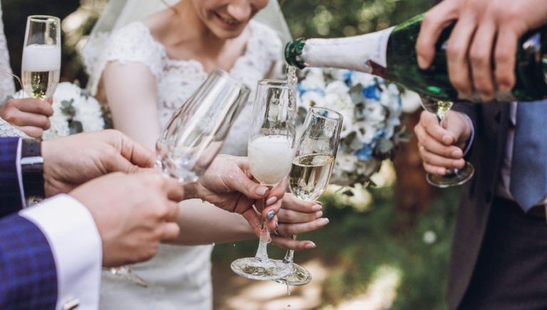 Prosecco Wedding Ideas