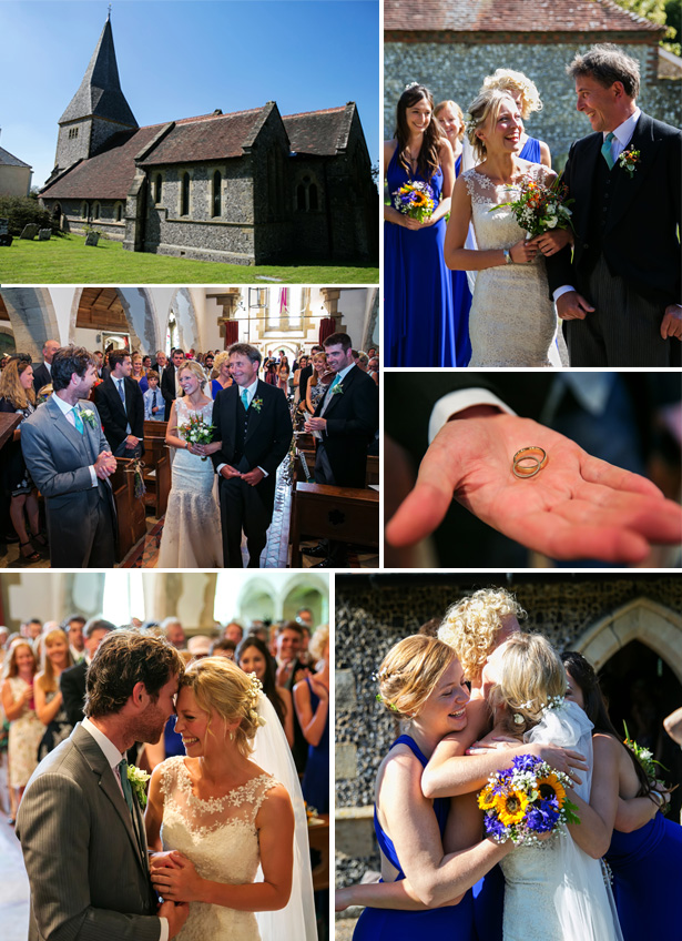 Freya and Chris's Real Wedding | Confetti.co.uk