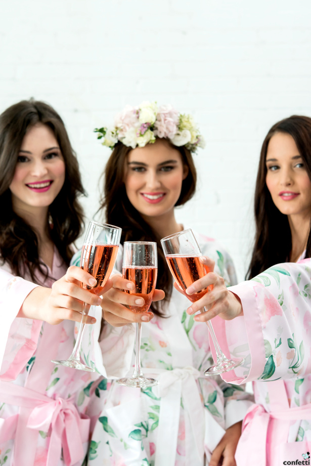 Bridesmaids Toast | Confetti.co.uk