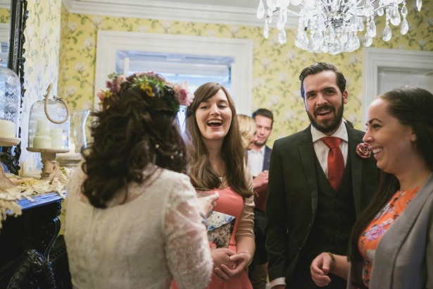 Ciara & Mike's real wedding | Confetti.co.uk