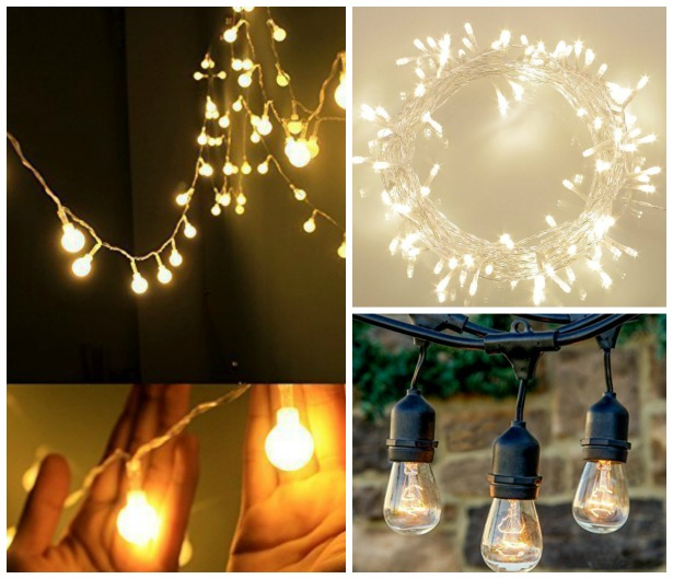 Assorted fairylights | Confetti.co.uk