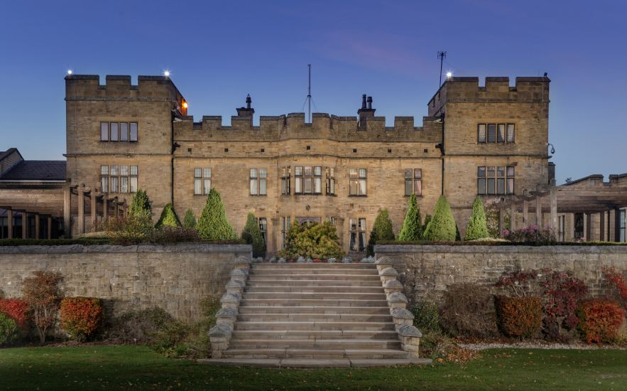 Slaley Hall wedding venue