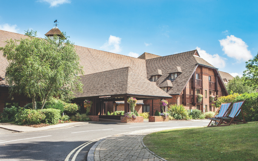 Solent Hotel and Spa wedding venue