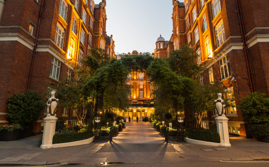 St Ermin's Hotel Wedding Venue