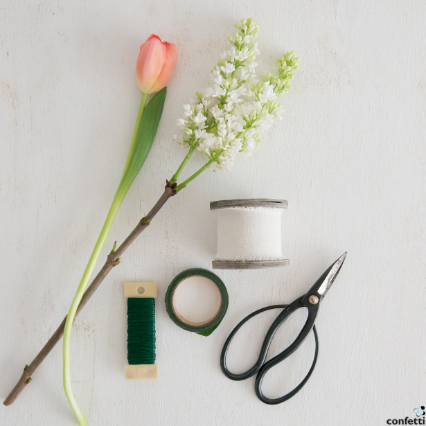Bouquet - What You'll Need | Confetti.co.uk