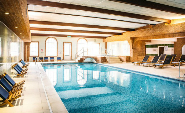 Indoor pool at Ardencote Spa | Confetti.co.uk