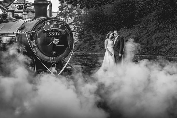 Train Wedding | Confetti.co.uk