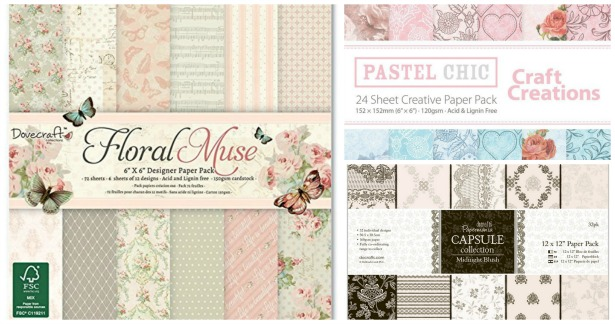 Paper for DIY handmade wedding invitations and accessories | Confetti.co.uk