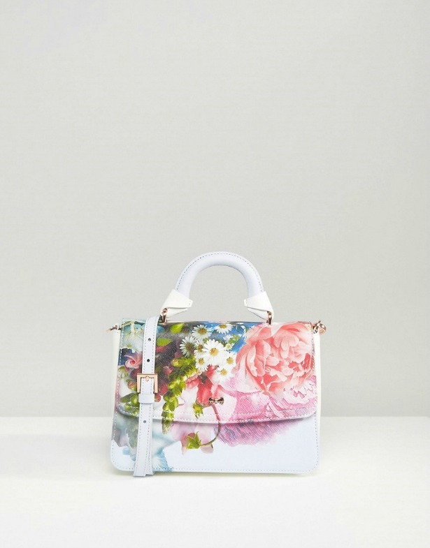 Ted Baker Top Handle Floral Tote Bag | Confetti.co.uk