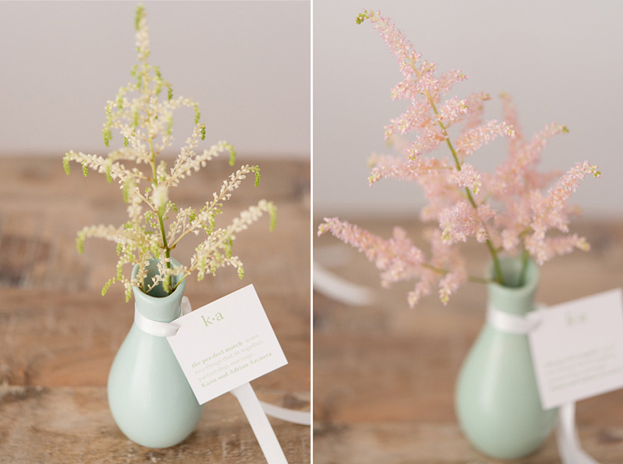 Pastel Floral Vases | Confetti.co.uk